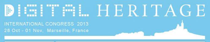 Conferenze Digital Heritage 2013 e Blender conference