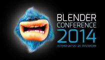 Blender Conference 2014 – aggiornamento n. 2