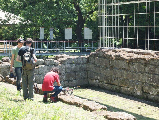 In viaggio per l'Etruria: Veio e il Tevere
