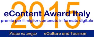 Experience Etruria riceve il primo premio ad eContent Award 2015 – categoria eCulture and Tourism