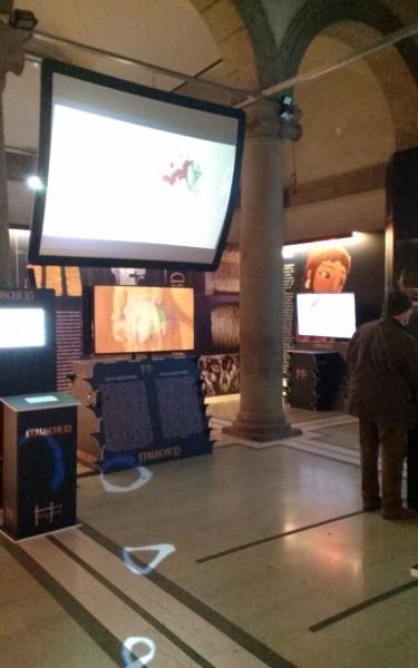 Etruscans, la mostra