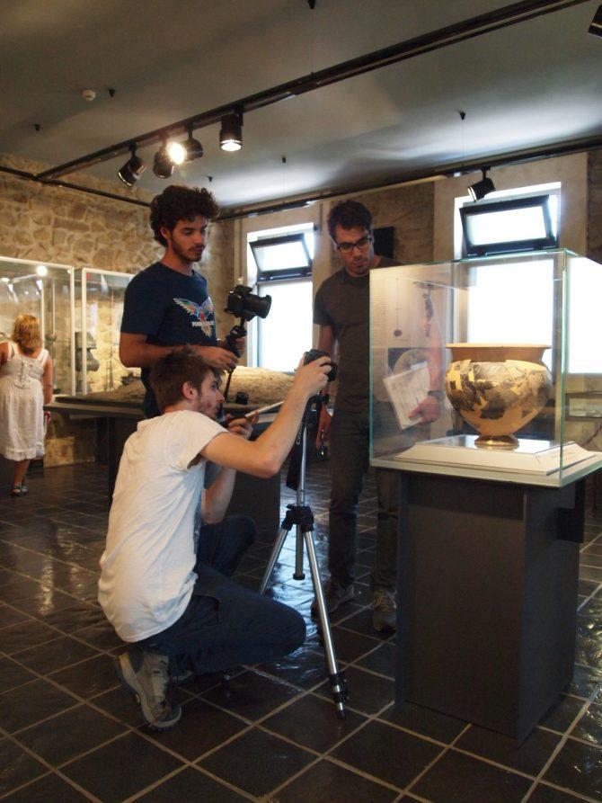 In viaggio per l'Etruria – Grosseto, Roselle, Vetulonia