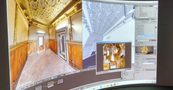 Studiolo 3D