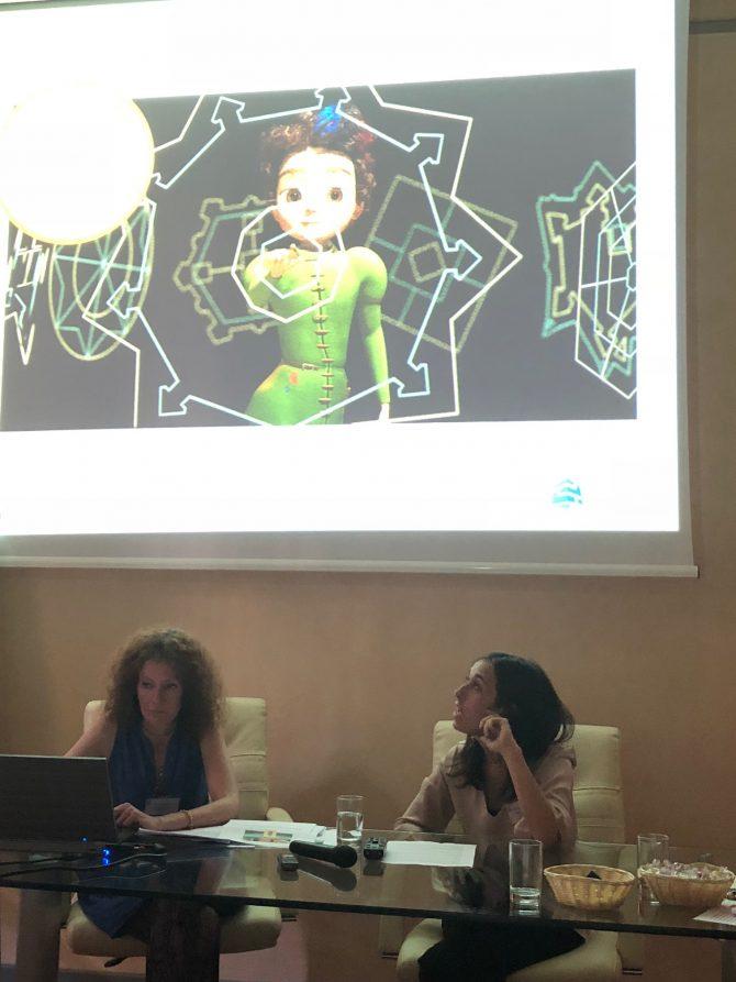 EVA2018 – Il piccolo Masaccio alla sua prima conferenza