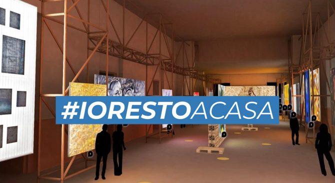 #iorestoacasa… Comodi, i musei vengono da voi!