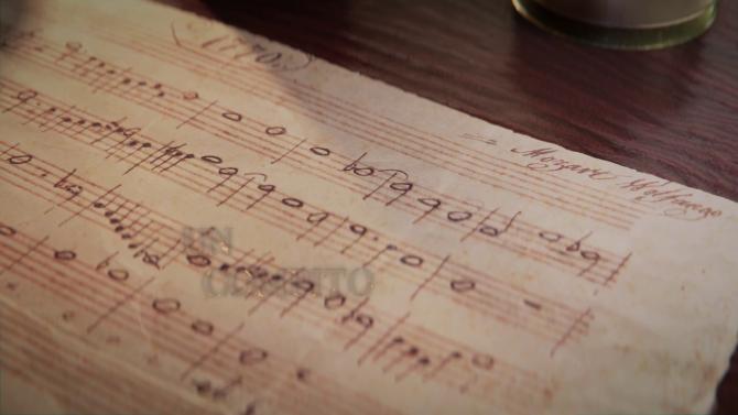 L'esame di Mozart