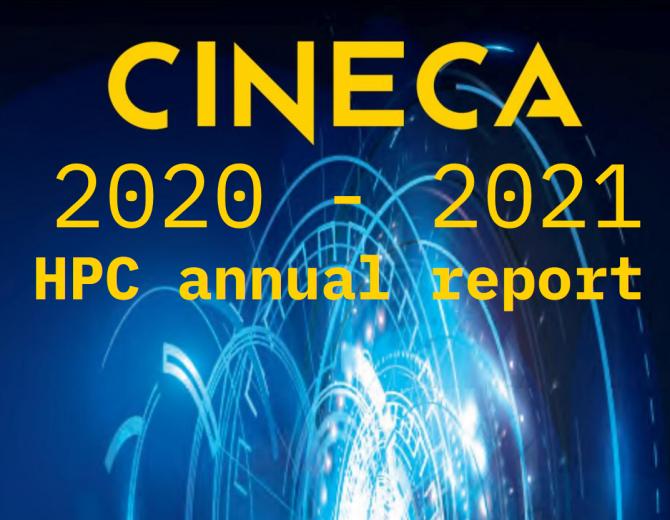 E' uscito il Report HPC 2020-2021!